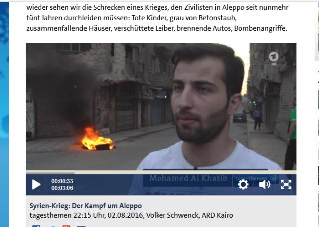 Mohamed al Khatib Volker Schwenck