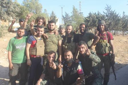 Zanki al-kaida leila kearem toter kommandeur