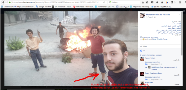 salih-selfi-mit-ermordetem-kind