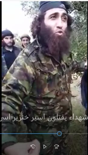 terroristenkommandeur al-Kaida aufgeliefert